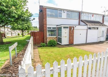 Thumbnail 3 bedroom end terrace house for sale in Mayflower Drive, Binley, Coventry