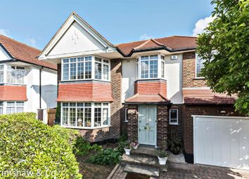 Thumbnail 6 bed detached house for sale in Audley Road, Haymill Estate, Ealing, London