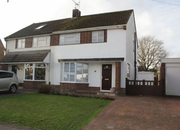Thumbnail 3 bed property to rent in Haddon Drive, Woodley, Reading