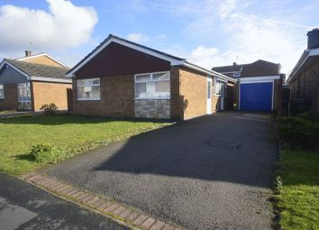 Thumbnail 2 bed bungalow to rent in Forest Rise, Oadby, Leicester