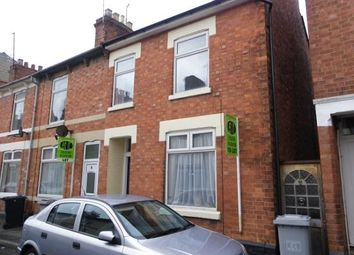 Thumbnail 3 bed terraced house to rent in Gladstone Street, Kettering