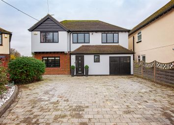Thumbnail 5 bed detached house for sale in Longtye Drive, Chestfield, Whitstable