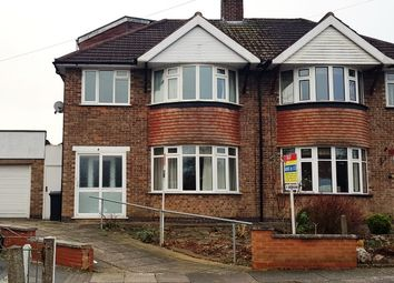 Thumbnail 4 bed semi-detached house to rent in Durston Close, Leicester