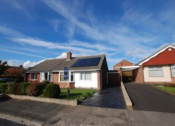 Thumbnail 2 bedroom semi-detached bungalow for sale in Blanchland Avenue, Wideopen, Newcastle Upon Tyne