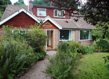 Thumbnail 4 bed detached house to rent in Nursery Lane, Nutley