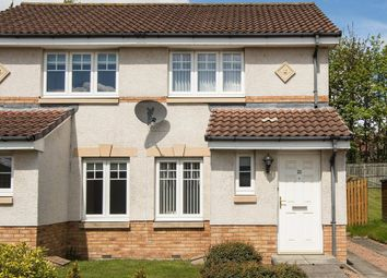 Thumbnail 2 bed end terrace house to rent in Rosin Court, Kirkcaldy