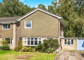 Thumbnail 3 bedroom detached house for sale in Denbigh Close, Eastleigh