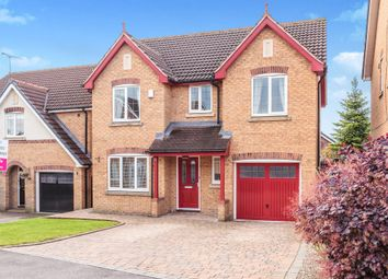 4 bed detached house for sale in Brow Wood Road, Birstall, Batley WF17