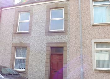 Thumbnail 3 bed terraced house for sale in Cybi, Caergybi, Ynys Mon