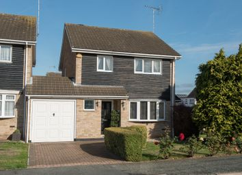Thumbnail 3 bed link-detached house for sale in Norfolk Close, Laindon, Basildon