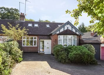 Thumbnail 4 bed semi-detached bungalow for sale in The Avenue, Chingford, London