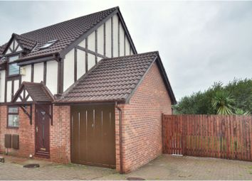 Thumbnail 2 bed semi-detached house for sale in Cranmer Court, Swansea