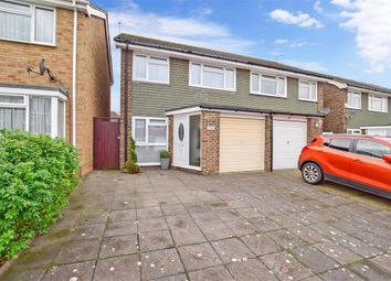 Thumbnail 3 bed semi-detached house for sale in Randolph Close, Bexleyheath, Kent