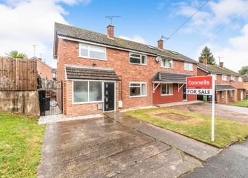 Thumbnail 3 bedroom semi-detached house for sale in Tetbury Drive, Worcester