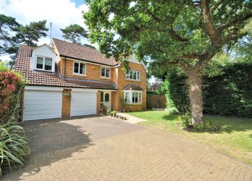 Thumbnail 5 bed detached house for sale in Pretoria Grove, South Wootton, King's Lynn