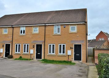 Thumbnail 3 bed end terrace house for sale in Launceston Drive, Broughton