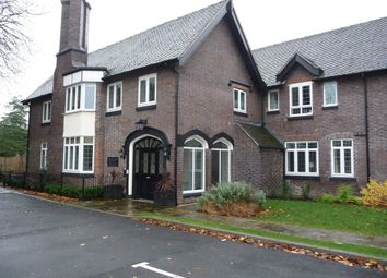 Thumbnail 2 bed flat to rent in Manor Farm Drive, Tittensor, Stoke-On-Trent