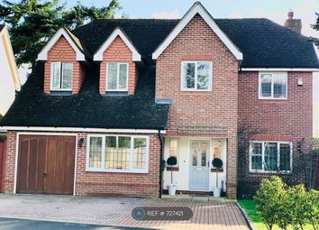 Thumbnail 5 bed detached house to rent in Heather Gardens, Newbury