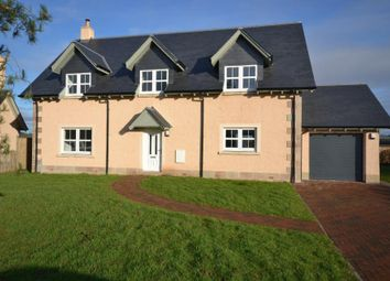 Thumbnail 4 bed detached house for sale in 3, Mounthooly Jedburgh
