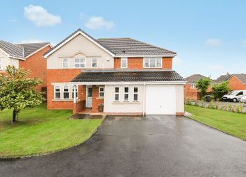 Thumbnail 5 bed detached house for sale in Churchward Drive, Telford