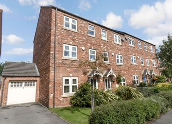 Thumbnail 4 bed town house for sale in Dovecote, Wombwell, Barnsley