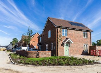 Thumbnail 2 bed semi-detached house for sale in The Hideaway, Scivers Lane, Upham, Hampshire