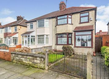 3 bed semi-detached house for sale in Norville Road, Liverpool, Merseyside, England L14
