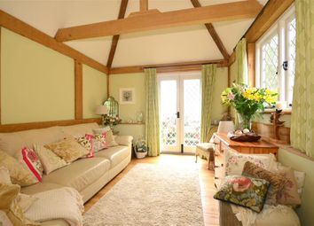 Thumbnail 3 bed cottage for sale in Stewards Green Road, Epping, Essex