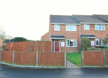 Thumbnail 3 bed end terrace house for sale in St. Peters Close, Hereford