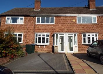 2 bed terraced house for sale in The Chilterns, Coventry, West Midlands CV5