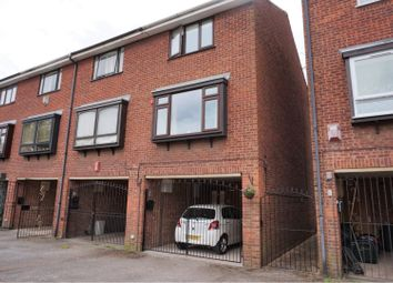 Thumbnail 3 bed town house for sale in Wetherlam Close, Nottingham
