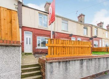 Thumbnail 2 bed terraced house for sale in Avenue Road, Askern, Doncaster