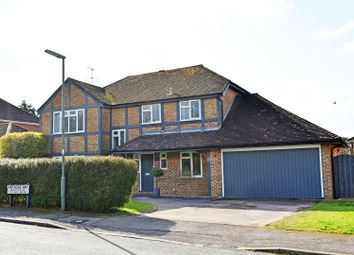 4 bed detached house for sale in Partridge Way, Guildford GU4