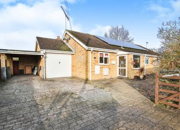 Thumbnail 4 bedroom detached bungalow for sale in George Eliot Way, Toftwood, Dereham