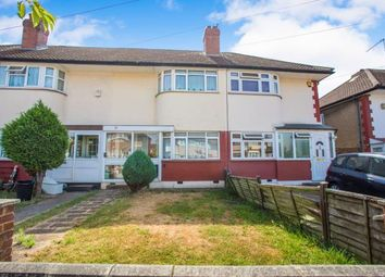 Thumbnail 3 bed terraced house for sale in Girton Close, Northolt, Middlesex, London