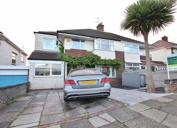 Thumbnail 4 bed semi-detached house for sale in Gleggside, West Kirby, Wirral