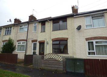 Thumbnail 3 bed terraced house to rent in Ship Road, Lowestoft