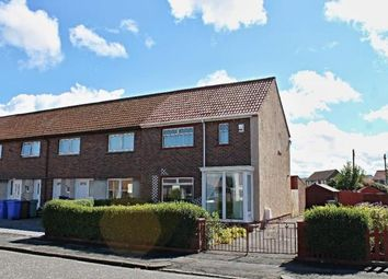 Thumbnail 2 bed end terrace house to rent in Cowan Crescent, Ayr