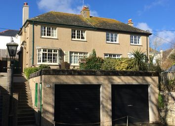Thumbnail 3 bed semi-detached house for sale in Lariggan Road, Penzance