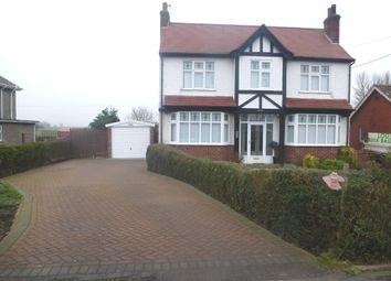 Thumbnail 3 bed detached house for sale in Sea Road, Chapel St. Leonards, Skegness