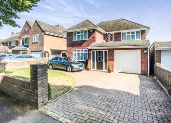 Thumbnail 4 bed detached house for sale in Osborne Road, Dunstable
