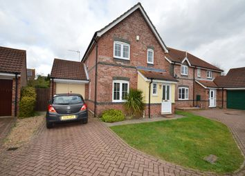 Thumbnail 3 bed detached house for sale in The Lloyds, Kesgrave, Ipswich