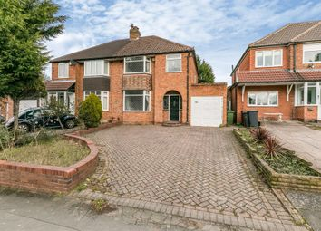 3 bed semi-detached house for sale in Old Lode Lane, Solihull B92