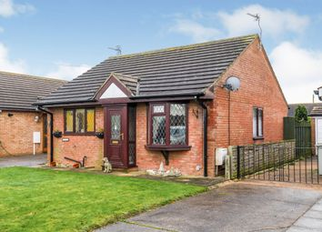 Thumbnail 2 bed detached bungalow for sale in Lime Grove, Ingoldmells, Skegness