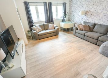 Thumbnail 2 bedroom flat for sale in Saint Davids Gardens, Eskbank, Dalkeith