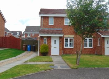Thumbnail 2 bed semi-detached house for sale in Cricketfield Place, Armadale, West Lothian