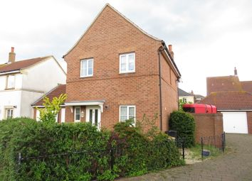 Thumbnail 3 bed link-detached house for sale in Lightermans Close, Minehead