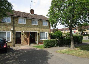 Thumbnail 3 bedroom end terrace house for sale in Howicks Green, Welwyn Garden City
