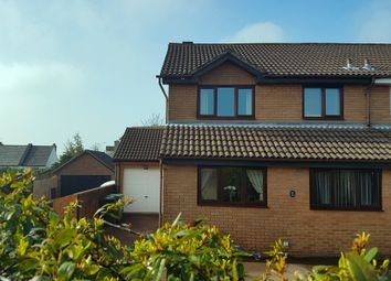 Thumbnail 4 bed semi-detached house for sale in The Oak Field, Cinderford