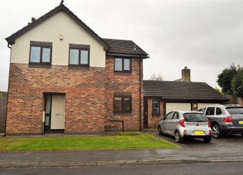 Thumbnail 4 bed detached house for sale in Cheviot Gate, Low Moor, Bradford